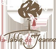 Logo Hôtel Restaurant La Table de Jeanne - Erquy